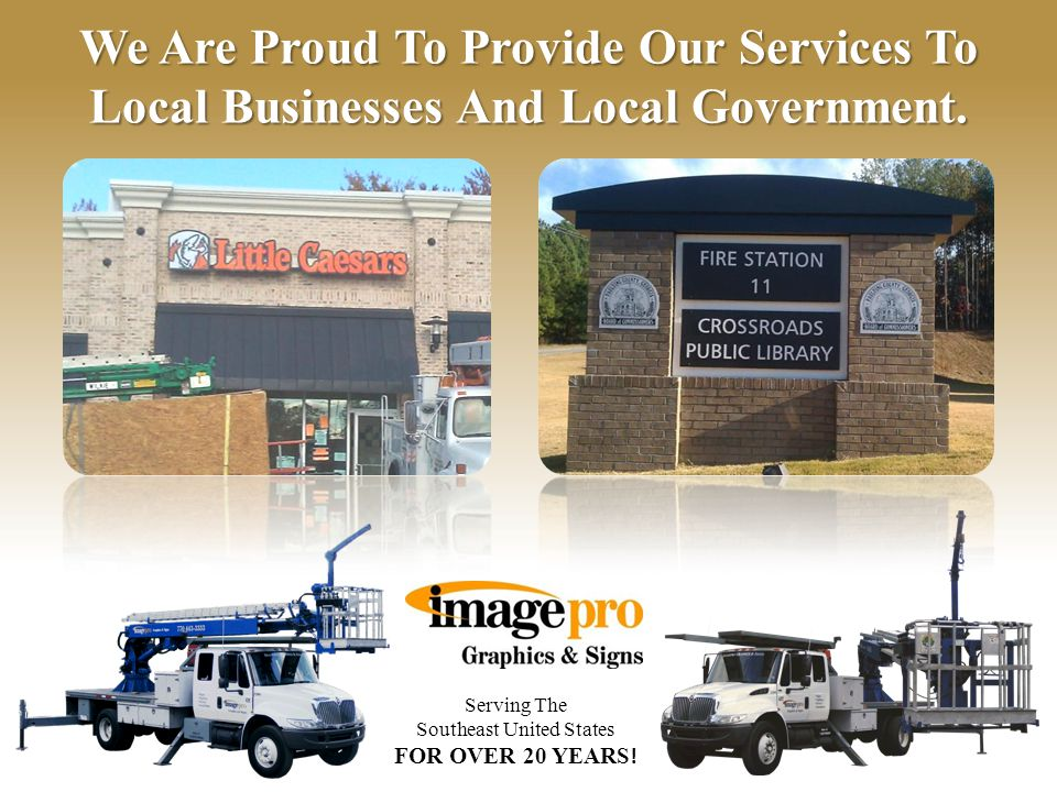 Serving The Southeast United States FOR OVER 20 YEARS ! ImagePro Provides Drawings, Permits Acquisition And Variances Applications.