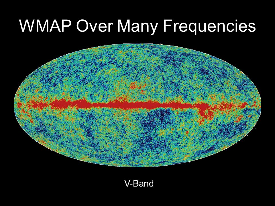 WMAP Over Many Frequencies V-Band