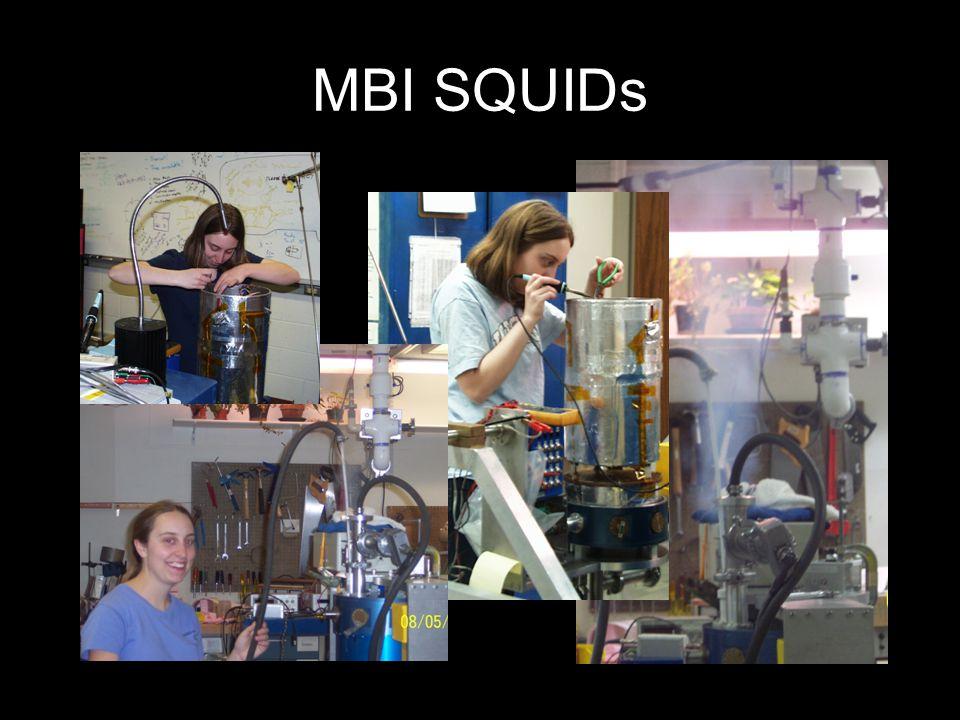 MBI SQUIDs