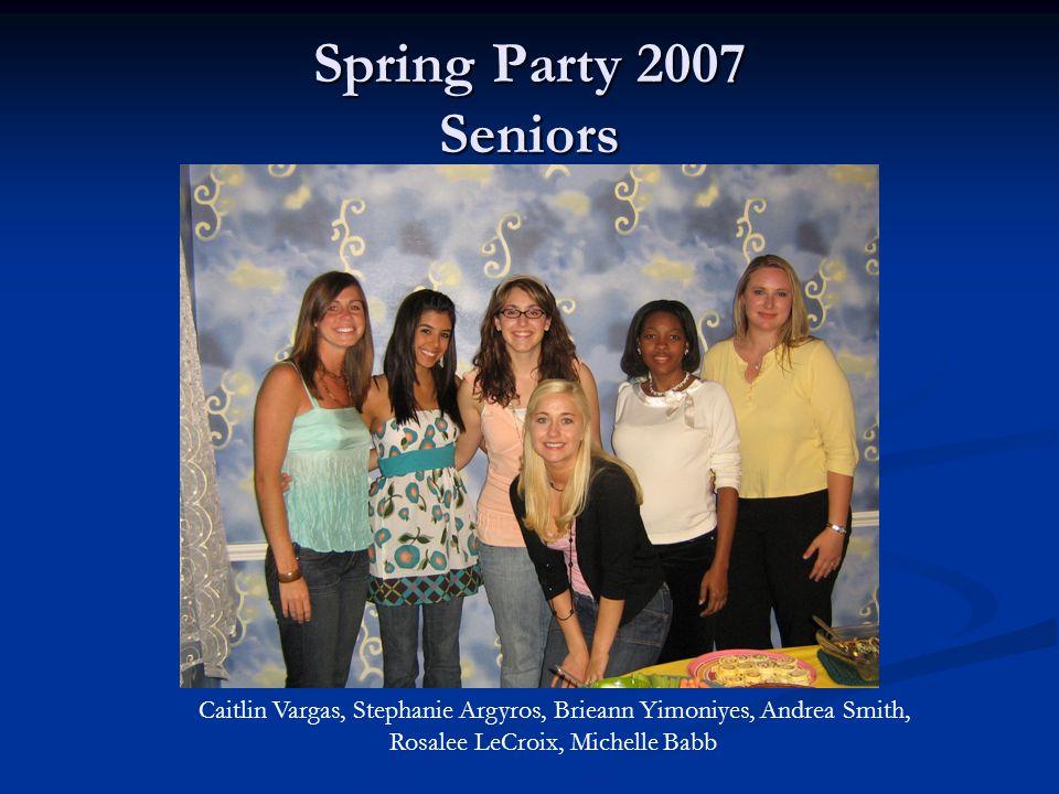More Party Pix Charlene Cohen-DelRoy, Arlene Hickman, Tom Kaskie