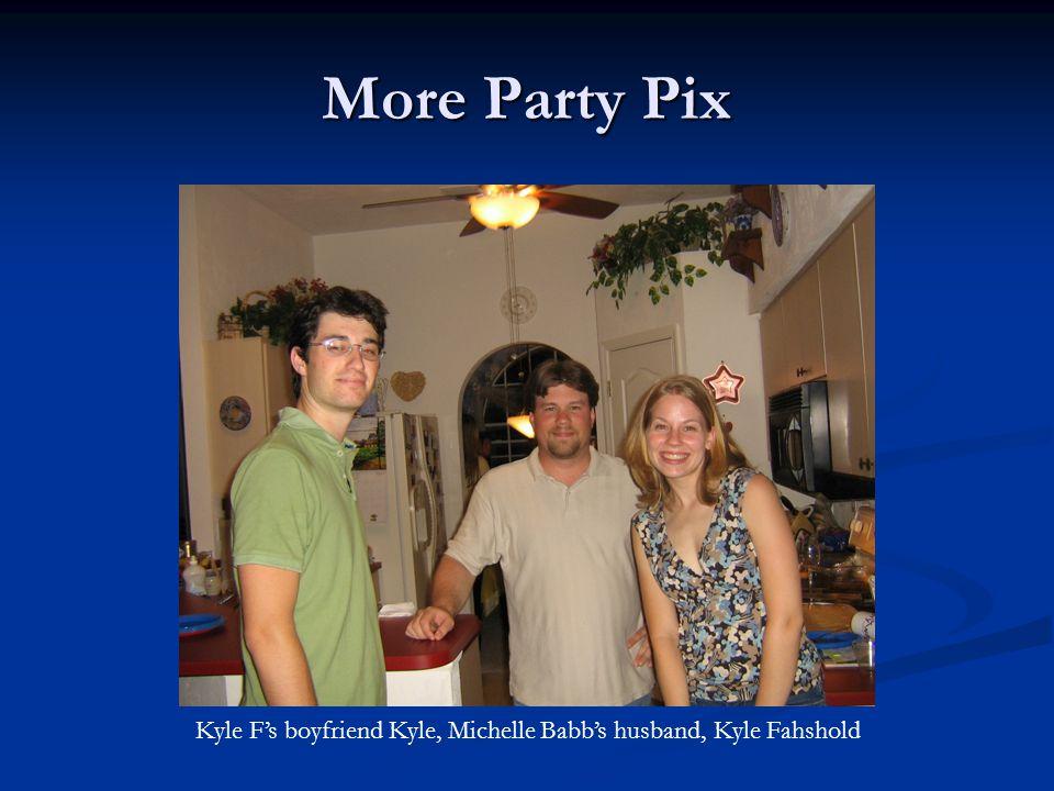 Spring Party on the porch Brittney Brezicki, Sarah Key-DeLyria, Cameron Boylston., Shelley Hicks, Danielle Sibilio