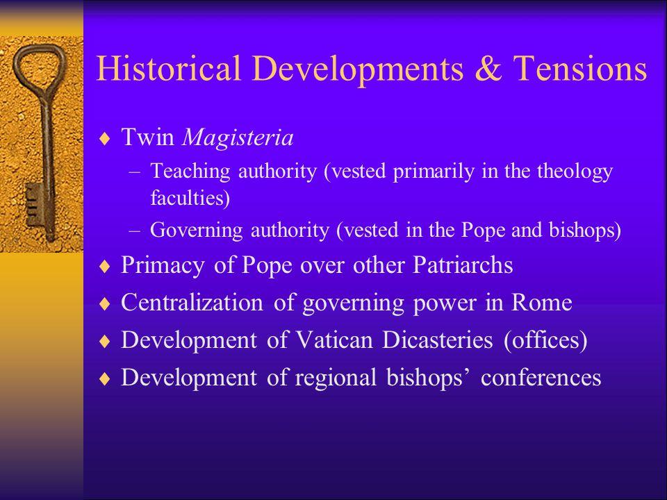 Magisterium & Moral Teaching Presented by Rev. James T. Bretzke, S.J., S.T.D. Bretzke@bc.edu