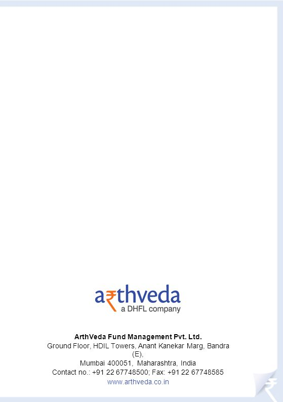 ArthVeda Fund Management Pvt. Ltd.