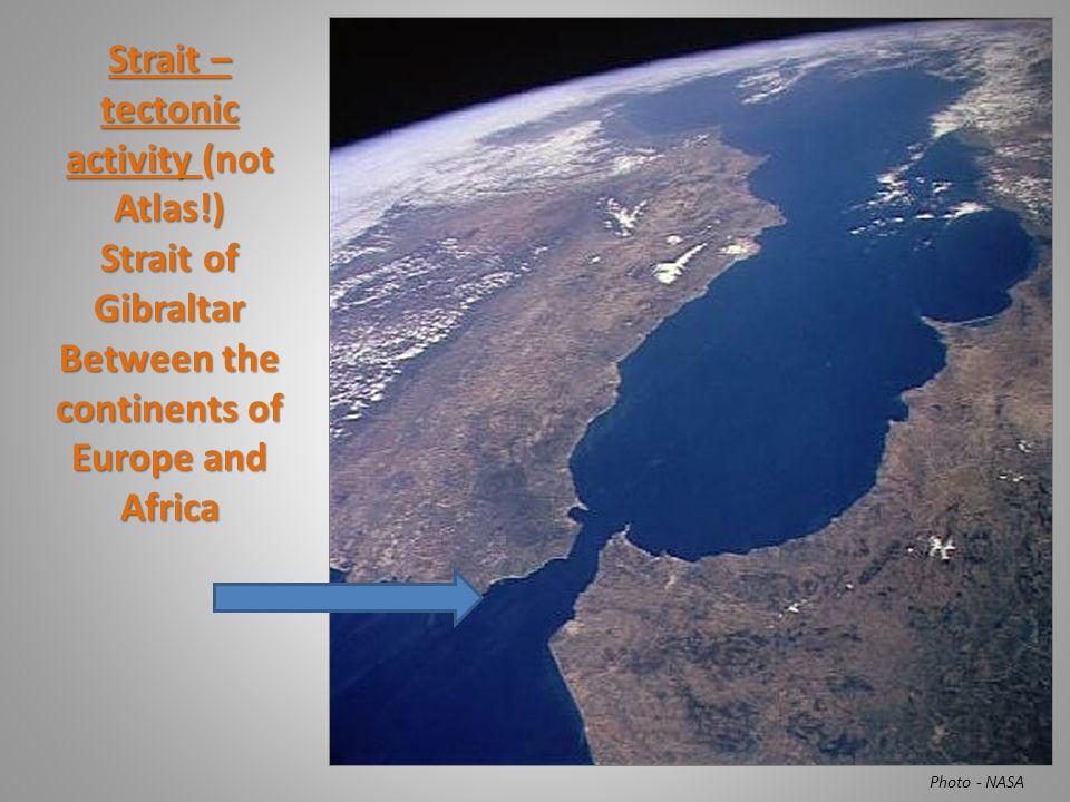 Peninsula – Iberian - Europe NASA