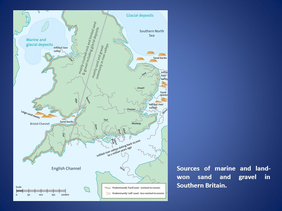 COASTAL IMPACT ASSESSMENT CRITERIA The set of criteria that should be used when assessing the effects of proposed marine aggregate dredging on the coastline around the UK have developed over time (CIRIA, 1998); they have been incorporated into historic government policy (MMG1, 2002).