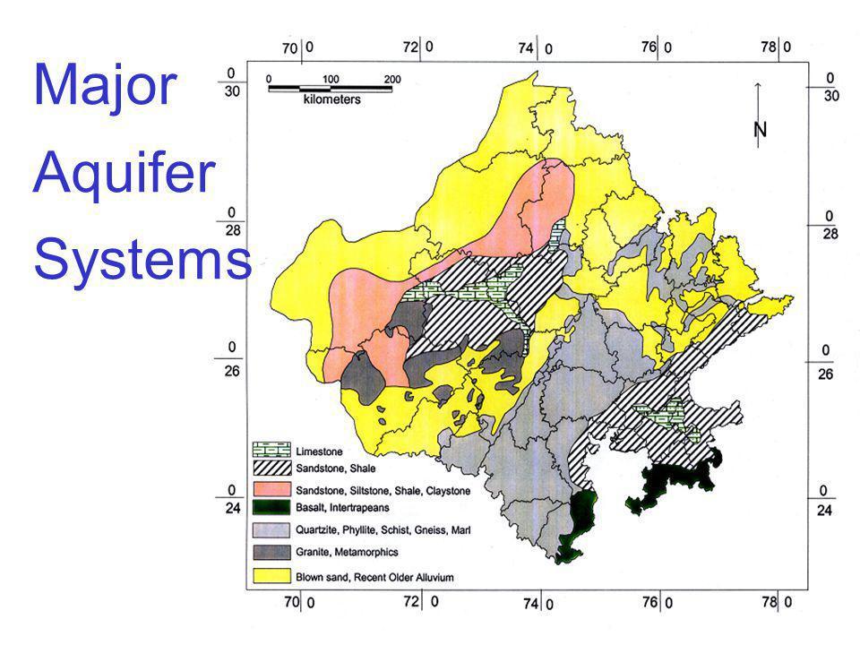 Major Aquifer Systems
