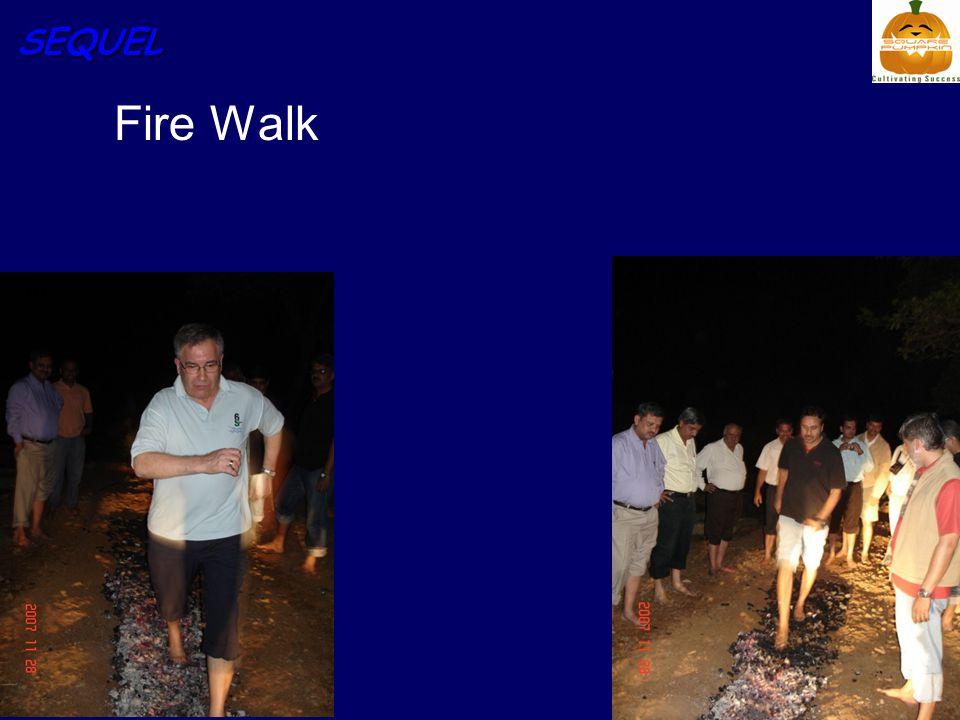 SEQUEL Fire Walk