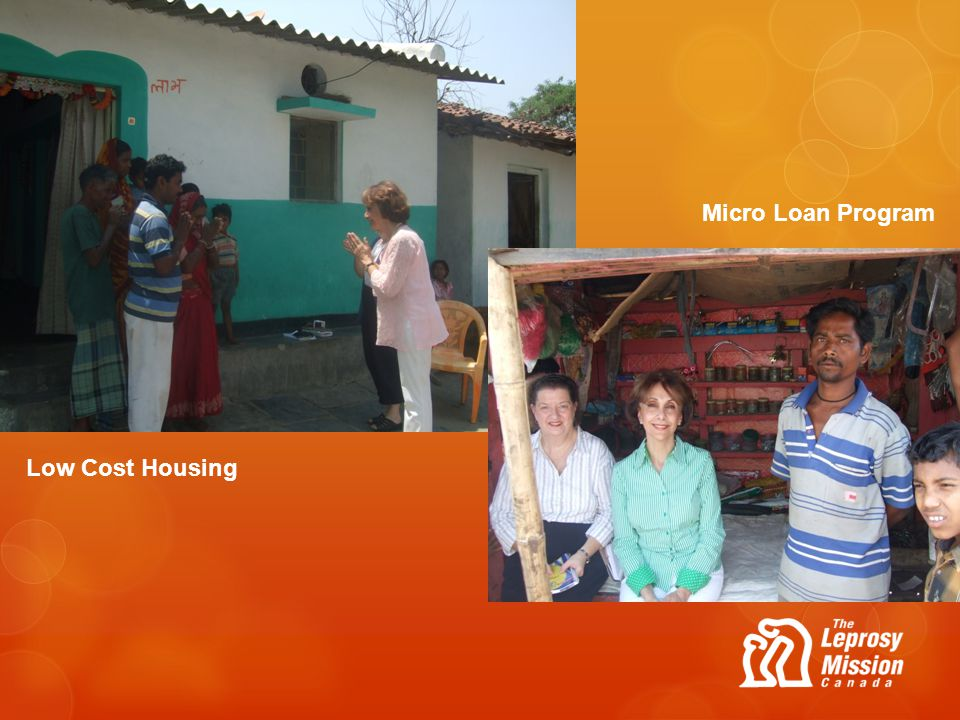 Low Cost Housing Micro Loan Program