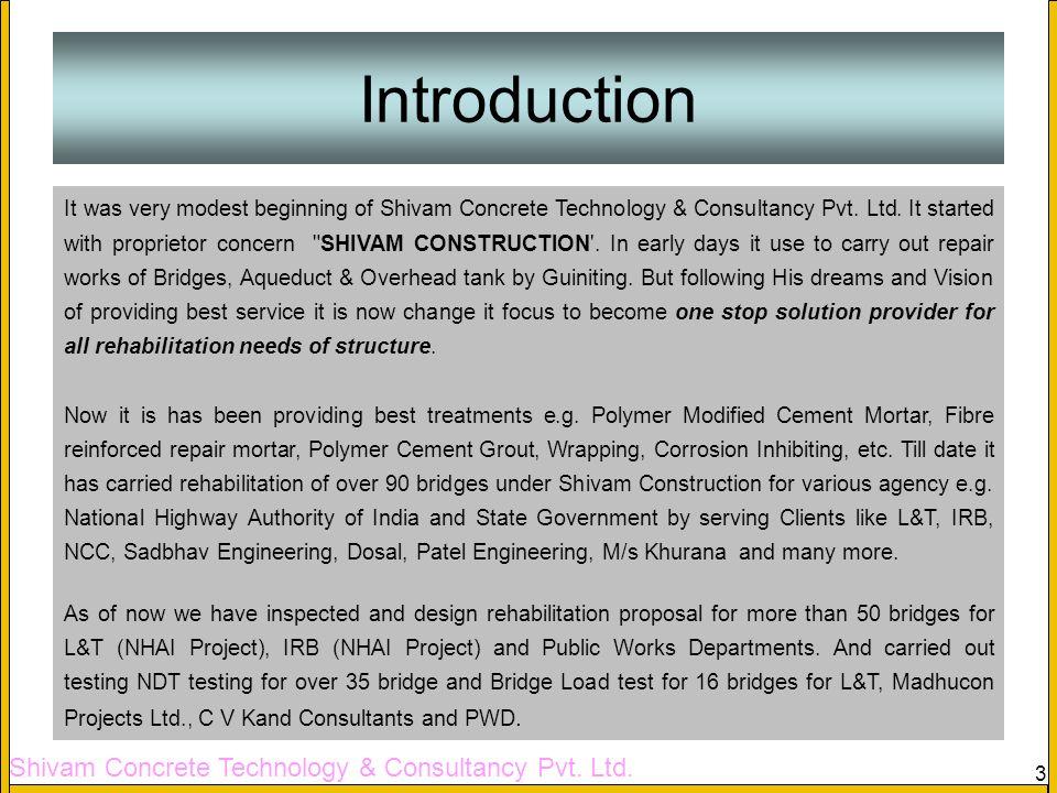 Shivam Concrete Technology & Consultancy Pvt.Ltd.