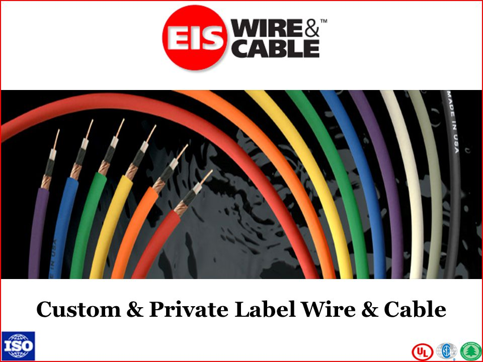 Custom & Private Label Wire & Cable