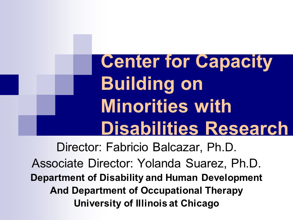 Research Project C: Is Disability Identity a White Preoccupation.