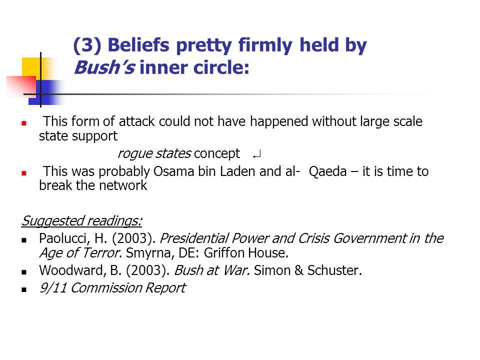 (14) Are we winning the war militarily against al-Qaeda.