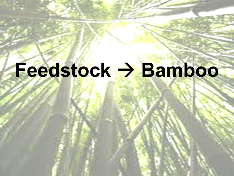 Feedstock Bamboo