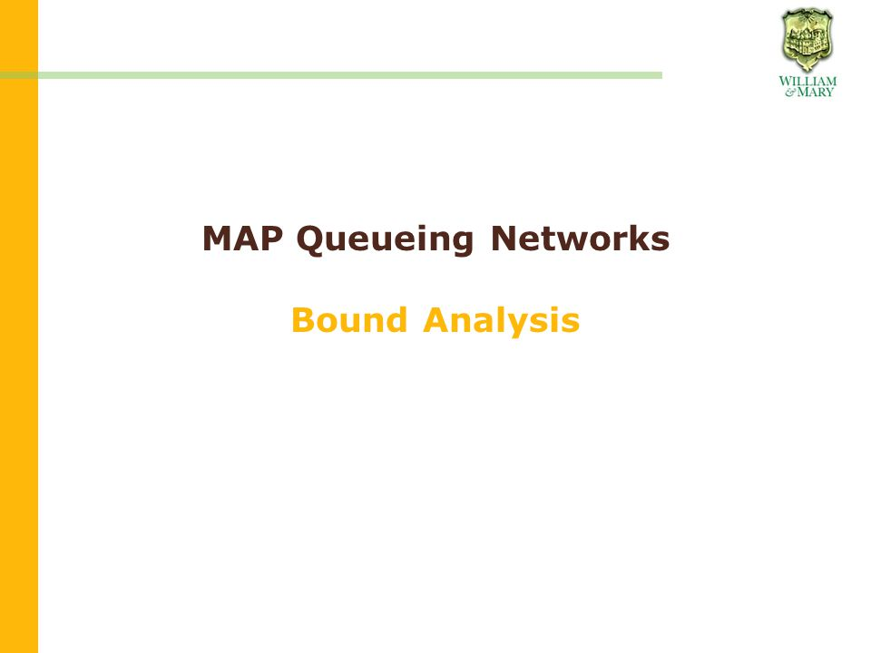 MAP Queueing Networks Bound Analysis