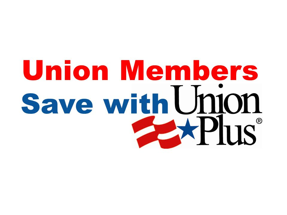 Union Members Save with