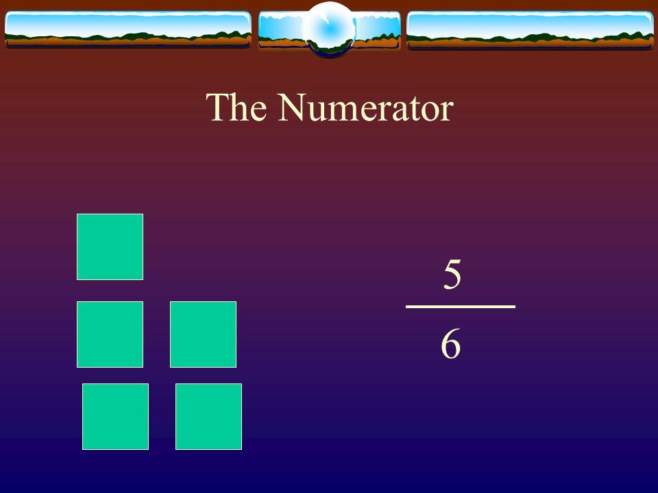 The Numerator 5 6