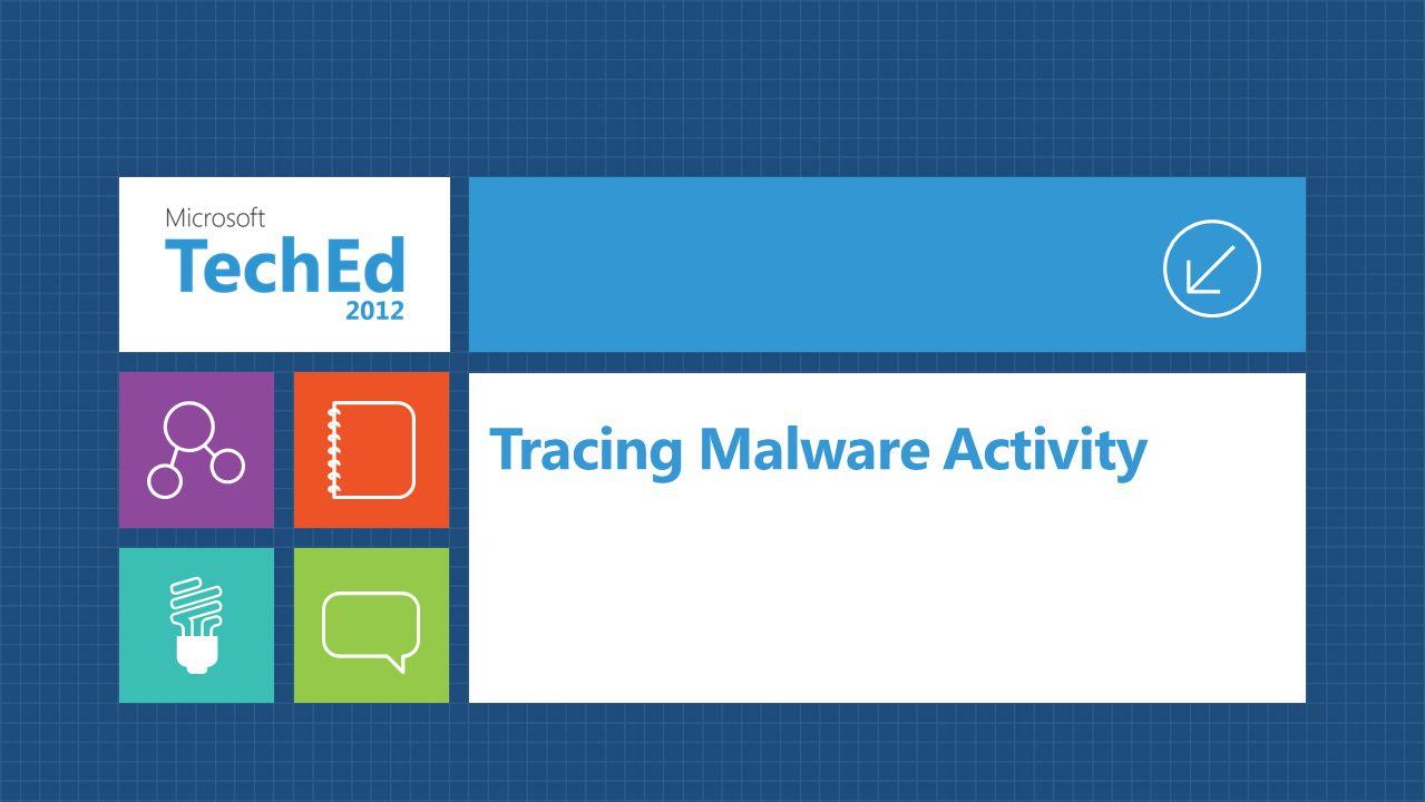 Tracing Malware Activity