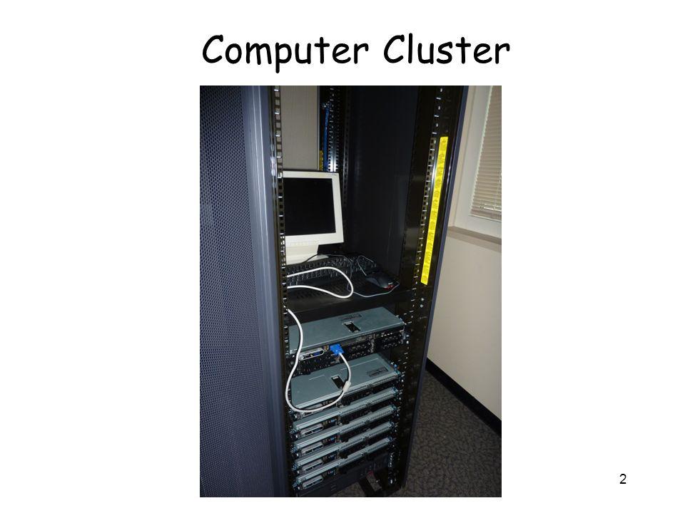 2 Computer Cluster
