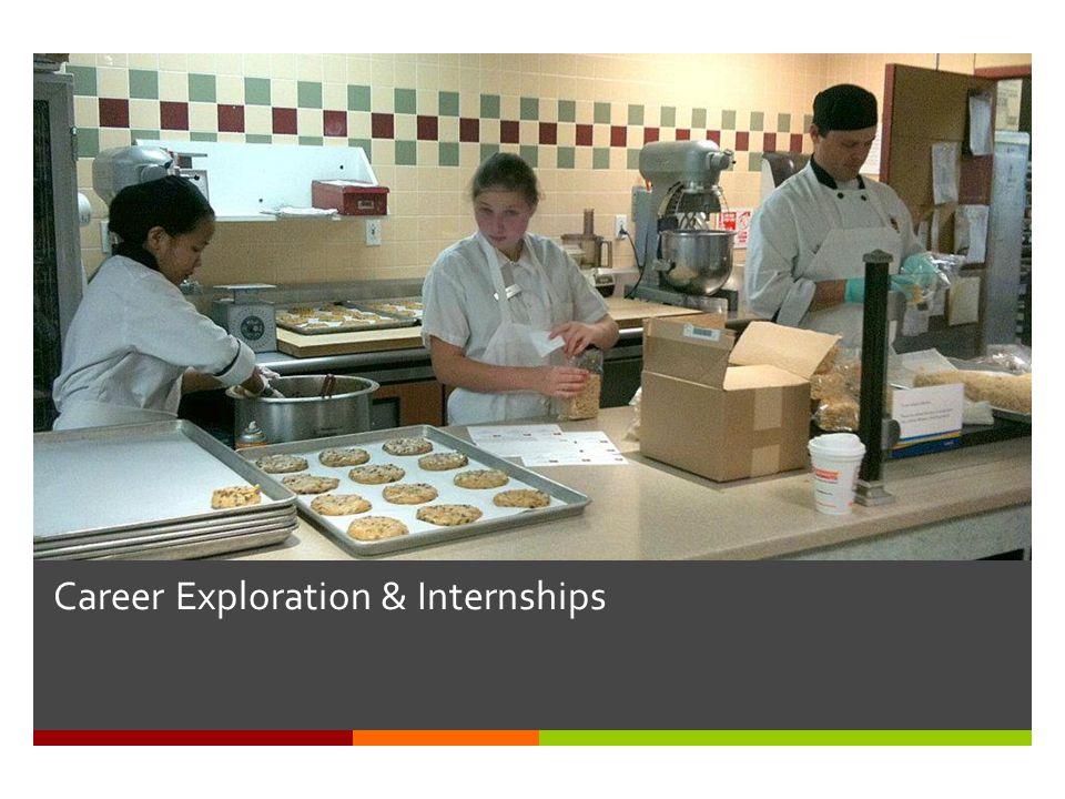 Career Exploration & Internships