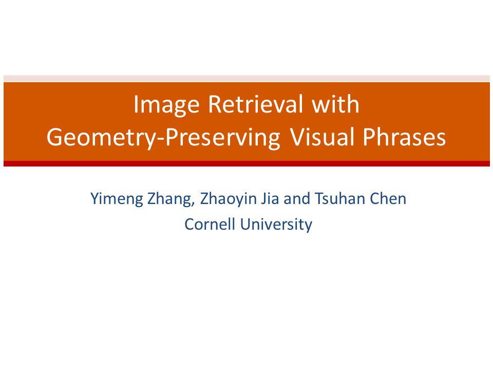 Similar Image Retrieval Ranked relevant images … Image Database