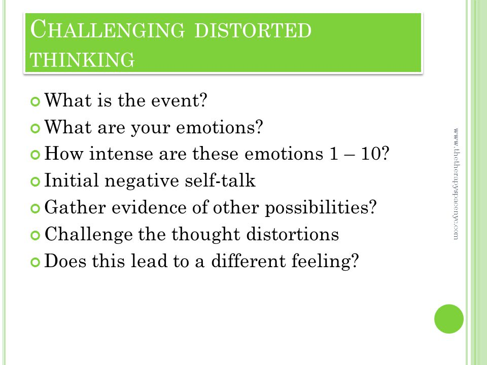 What is the event. What are your emotions. How intense are these emotions 1 – 10.