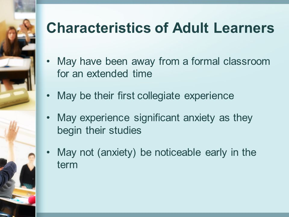 Characteristics of Effective Teachers Form groups of 3-4.