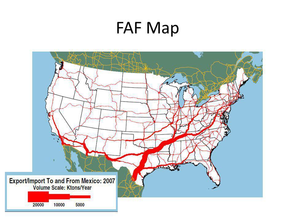 FAF Map