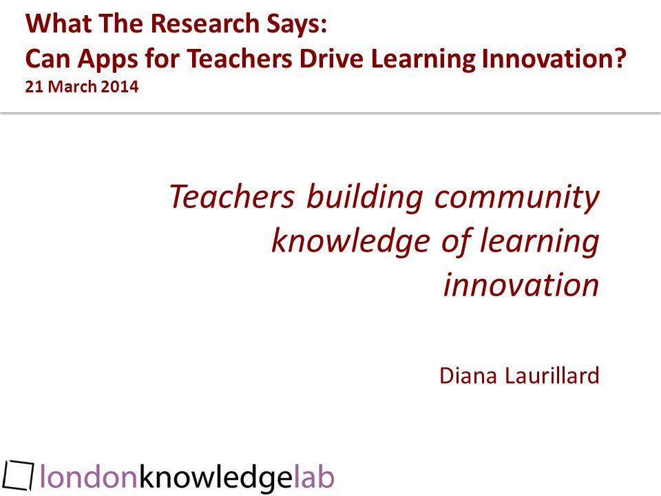 Will teachers use the Learning Designer?