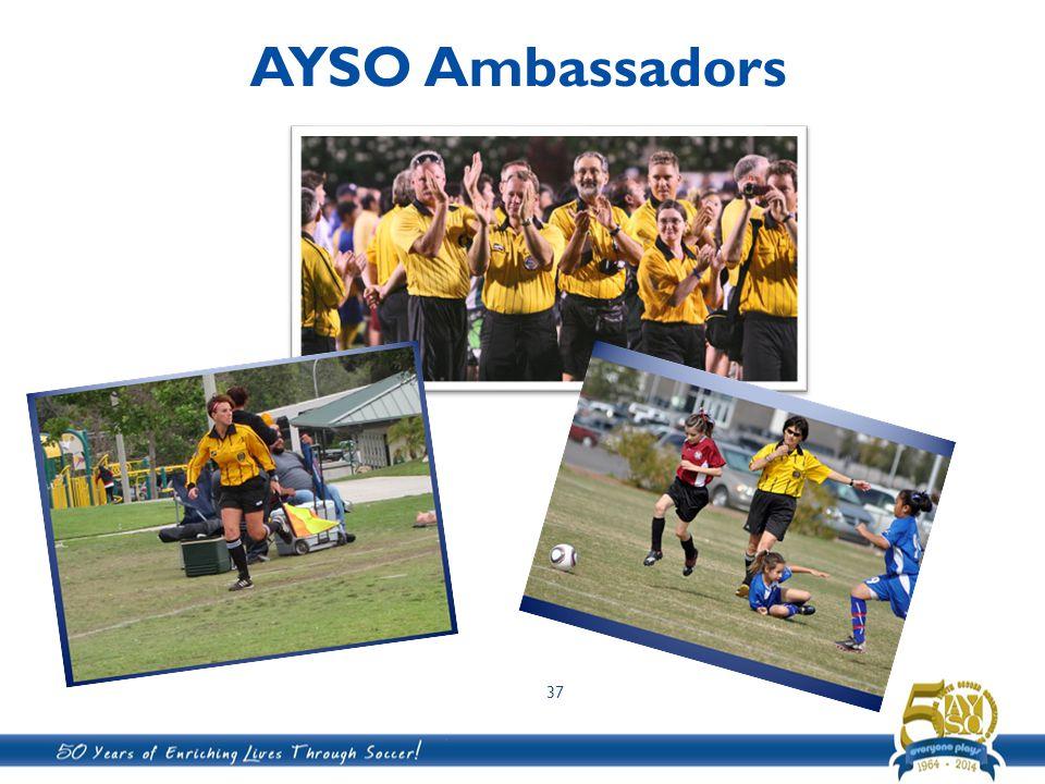 AYSO Ambassadors 37