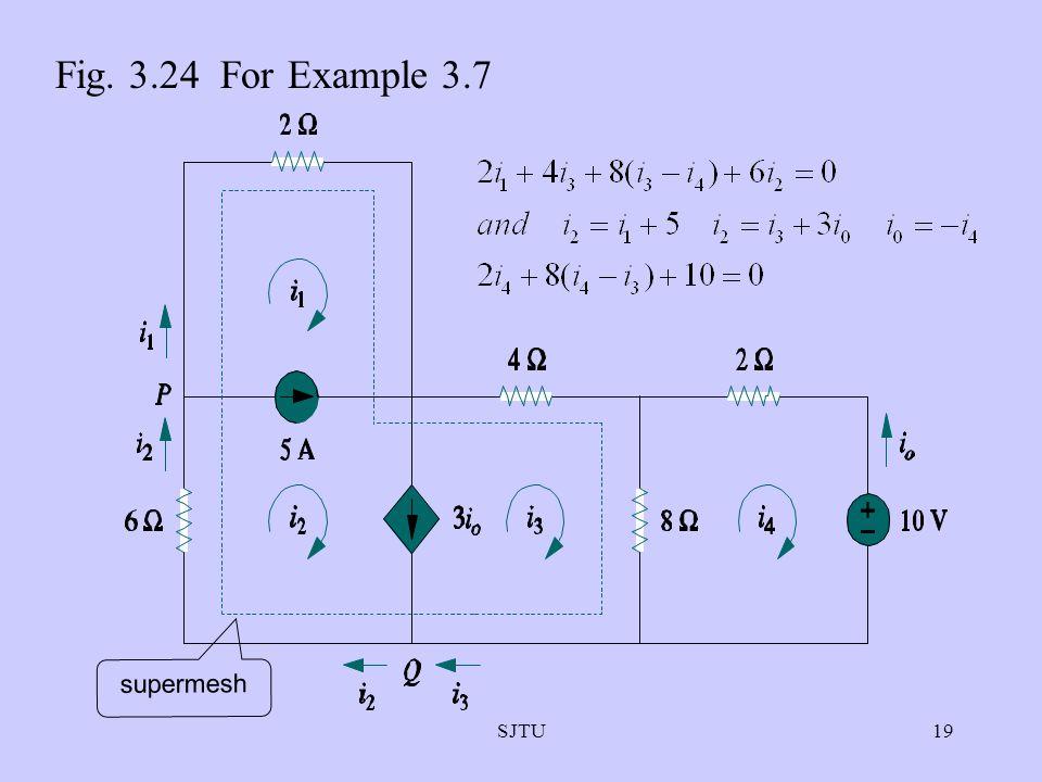 SJTU19 Fig. 3.24 For Example 3.7 supermesh