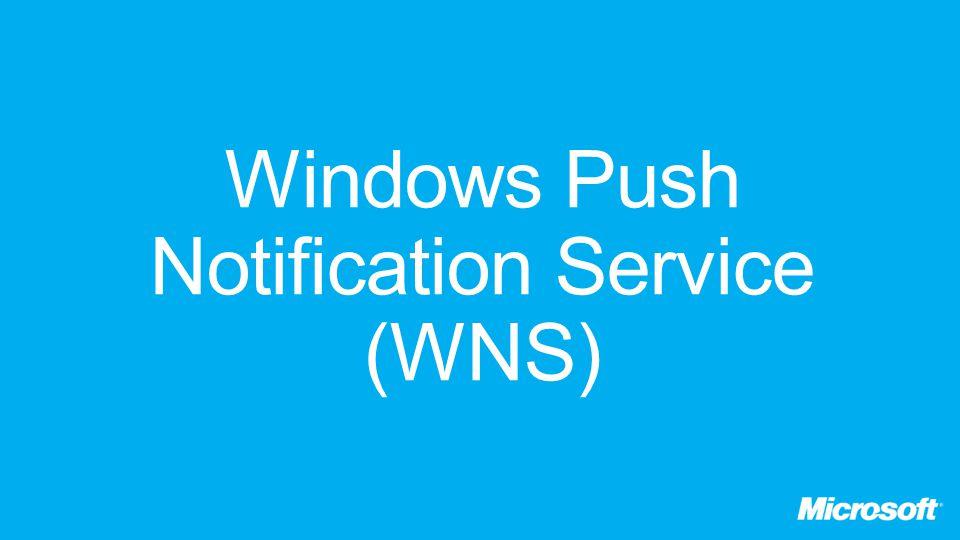 3. Push Notification HTTP Response