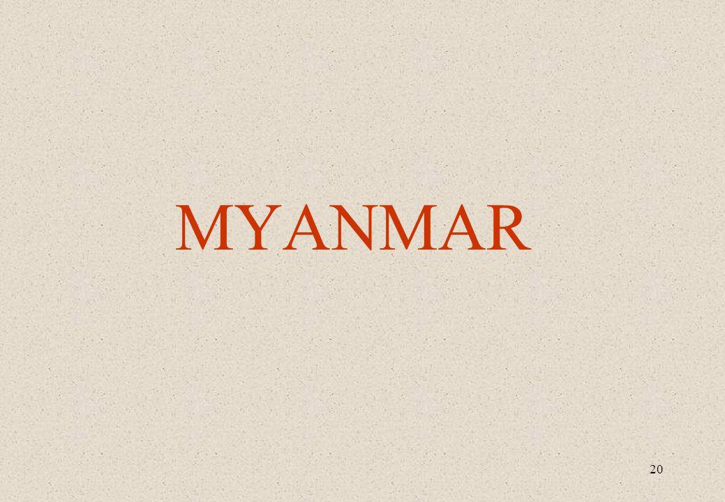 20 MYANMAR