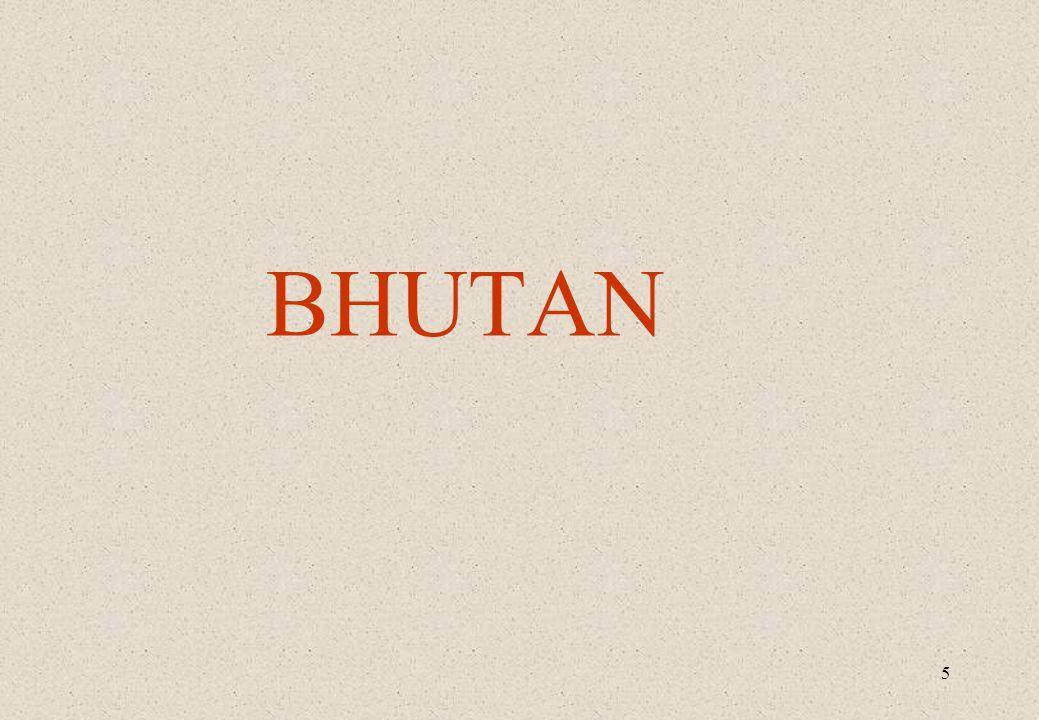 5 BHUTAN