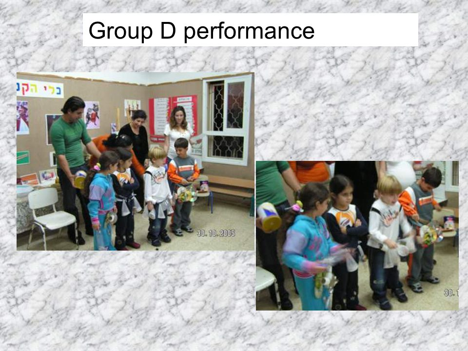 Group D performance