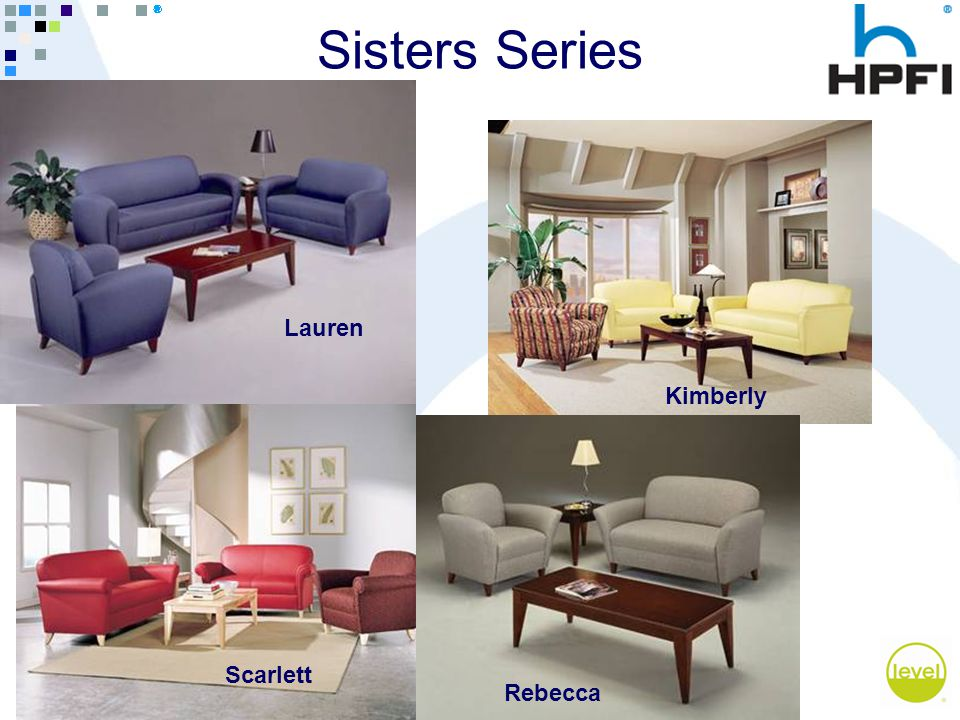 Goes Great With Work ® Sisters Series Lauren Scarlett Kimberly Rebecca