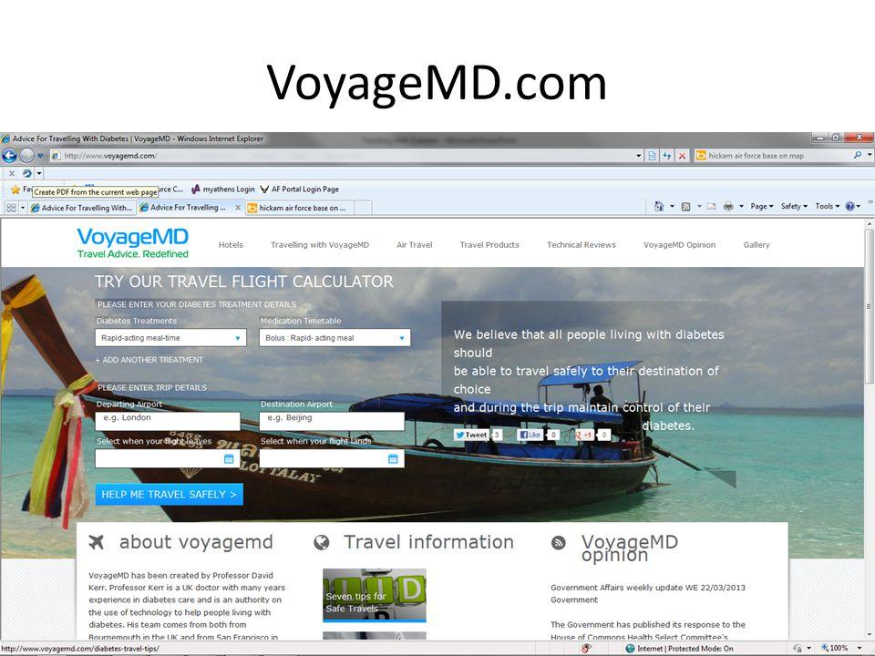 VoyageMD.com