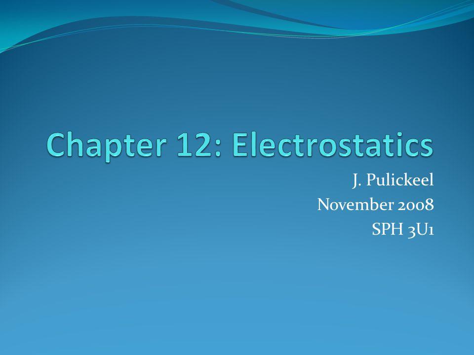 J. Pulickeel November 2008 SPH 3U1