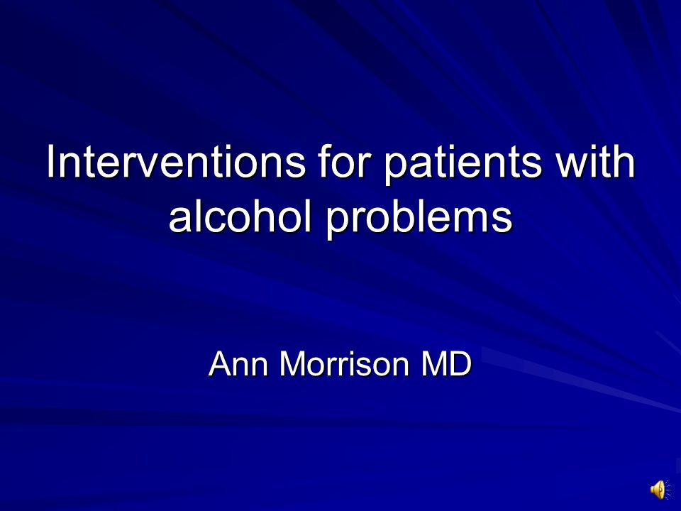 Mesa Grande requirements for review Evaluate at least one treatment for alcohol use disorders Comparison with an alternative condition Used a procedure designed to create alternative groups Reported at least one outcome of drinking are alcohol-related complications