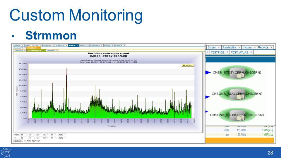 28 Custom Monitoring Strmmon