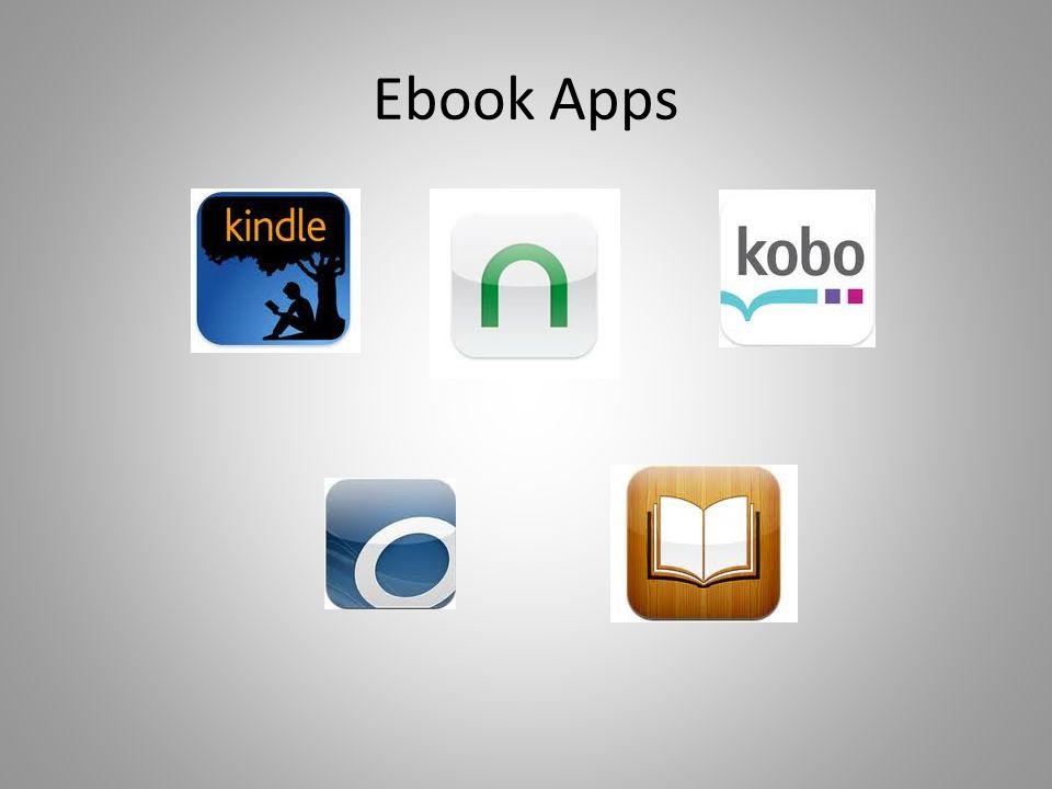 Ebook Apps