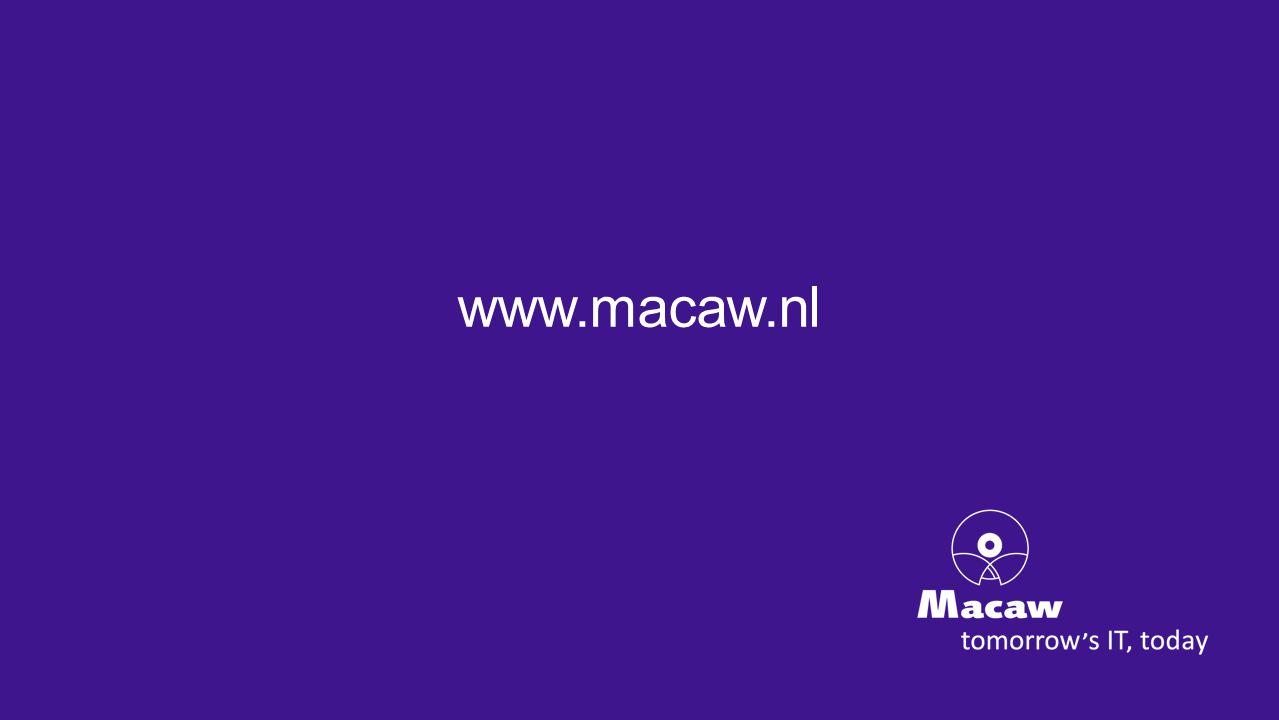 www.macaw.nl