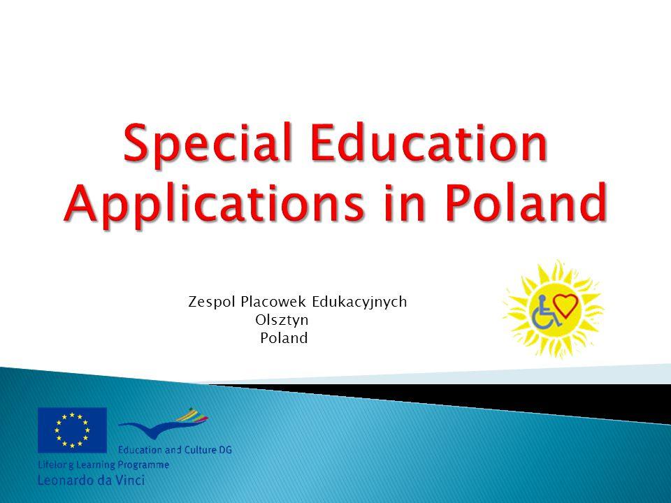 Zespol Placowek Edukacyjnych Olsztyn Poland