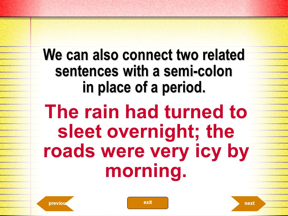Use a semi-colon with the conjunctive adverb.
