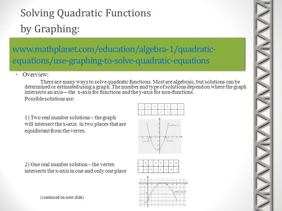 https://www.khanacademy.org/math/algebra/quadratics/factoring_quadratics/v/Example%203: %20Solving%20a%20quadratic%20equation%20by%20factoring https://www.khanacademy.org/math/algebra/quadratics/factoring_quadratics/v/Example%204: %20Solving%20a%20quadratic%20equation%20by%20factoring https://www.khanacademy.org/math/algebra/quadratics/quadratic_formula/v/application- problem-with-quadratic-formula https://www.khanacademy.org/math/algebra/quadratics/factoring_quadratics/v/Example%203: %20Solving%20a%20quadratic%20equation%20by%20factoring https://www.khanacademy.org/math/algebra/quadratics/factoring_quadratics/v/Example%204: %20Solving%20a%20quadratic%20equation%20by%20factoring https://www.khanacademy.org/math/algebra/quadratics/quadratic_formula/v/application- problem-with-quadratic-formula Khan Academy Factoring Video ex.