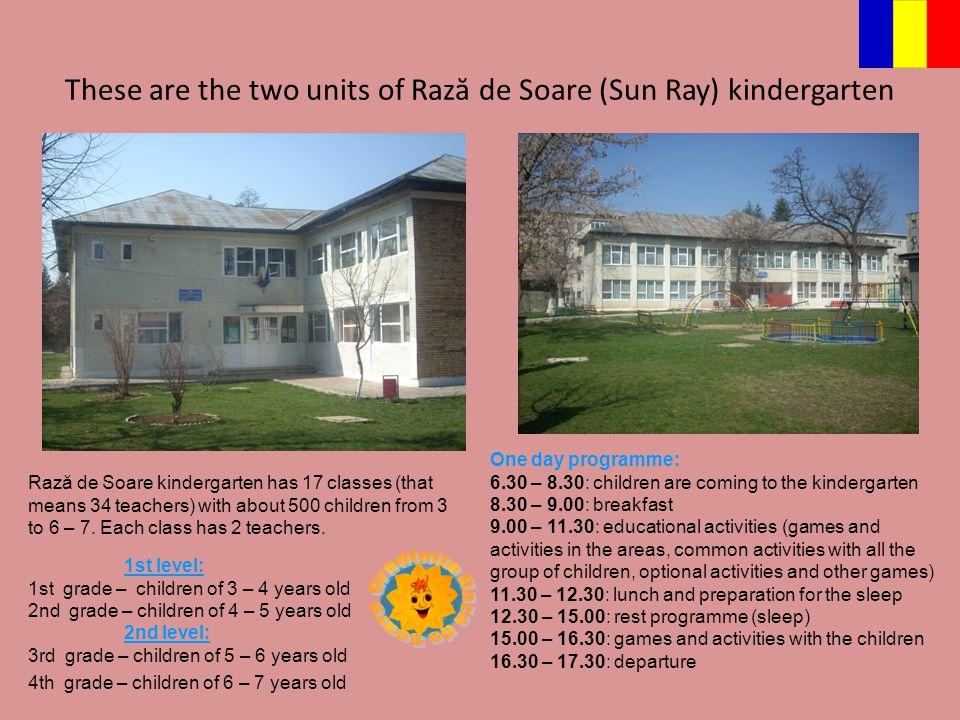 Rază de Soare Kindergarten Str. Alex.