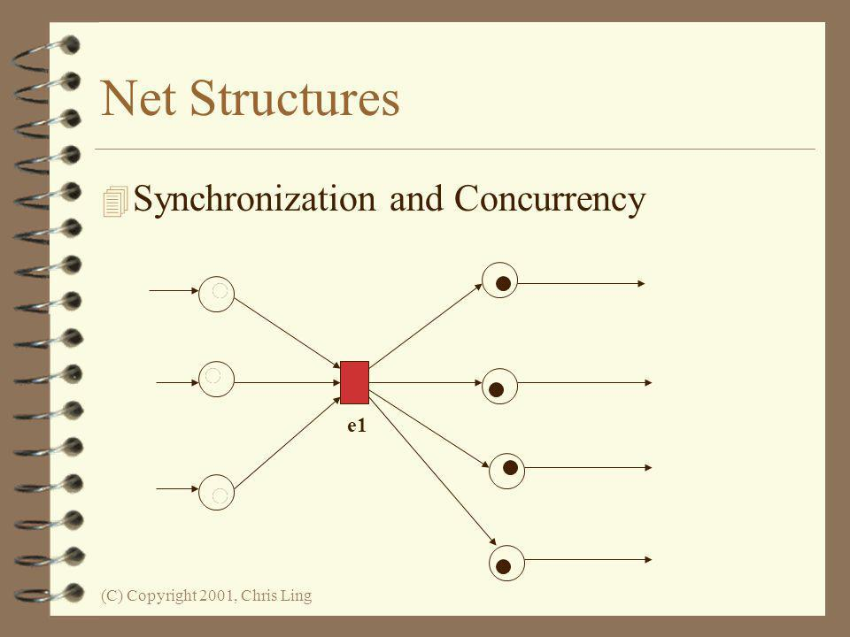 (C) Copyright 2001, Chris Ling Net Structures 4 Synchronization e1