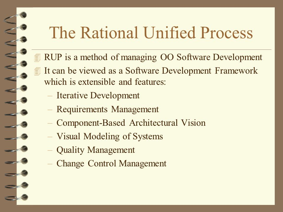 Transition Phase 4 The transition phase consists of the transfer of the system to the user community 4 It includes manufacturing, shipping, installation, training, technical support and maintenance 4 Development team begins to shrink 4 Control is moved to maintenance team 4 Alpha, Beta, and final releases 4 Software updates 4 Integration with existing systems (legacy, existing versions, etc.)