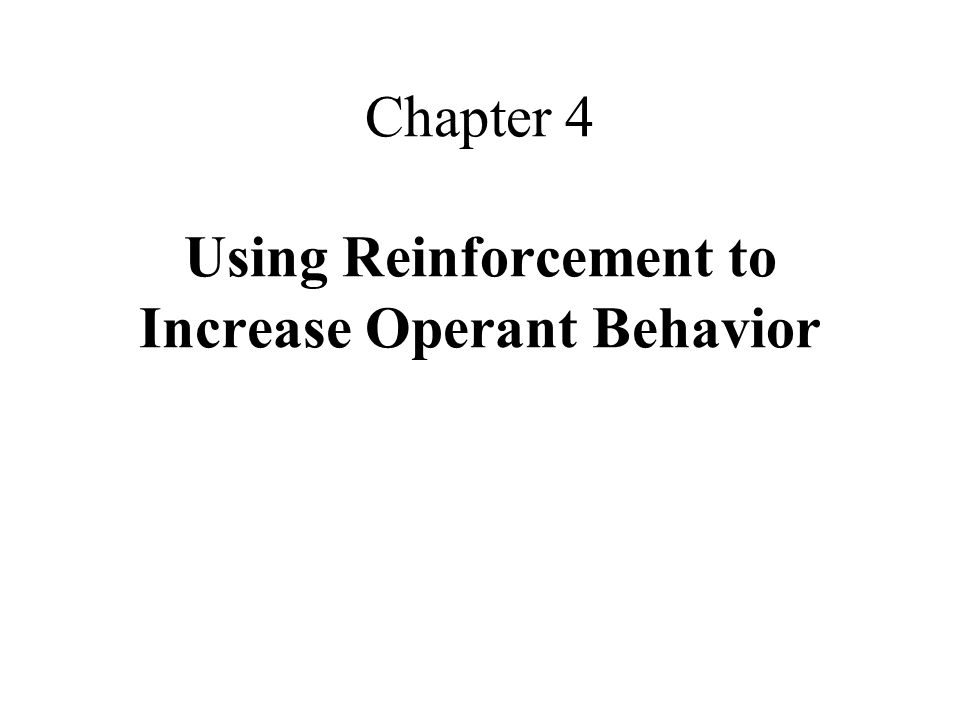 Timing and Schedules of Reinforcement (continued) schedules of reinforcement are systems used to describe the pattern and frequency of delivery of intermittent reinforcement extinction involves the elimination of a previously established reinforcer reliance on reinforcement can be phased out by gradually increasing the delay between behavior and consequence
