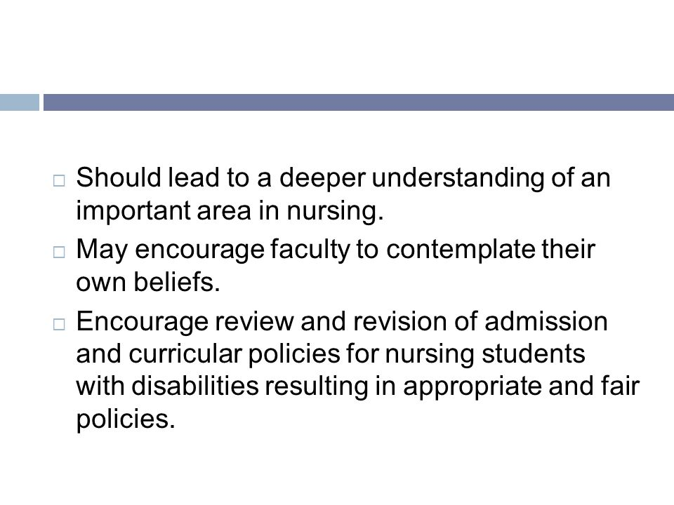 Questions Posed 1.Explore personal definition of disability.