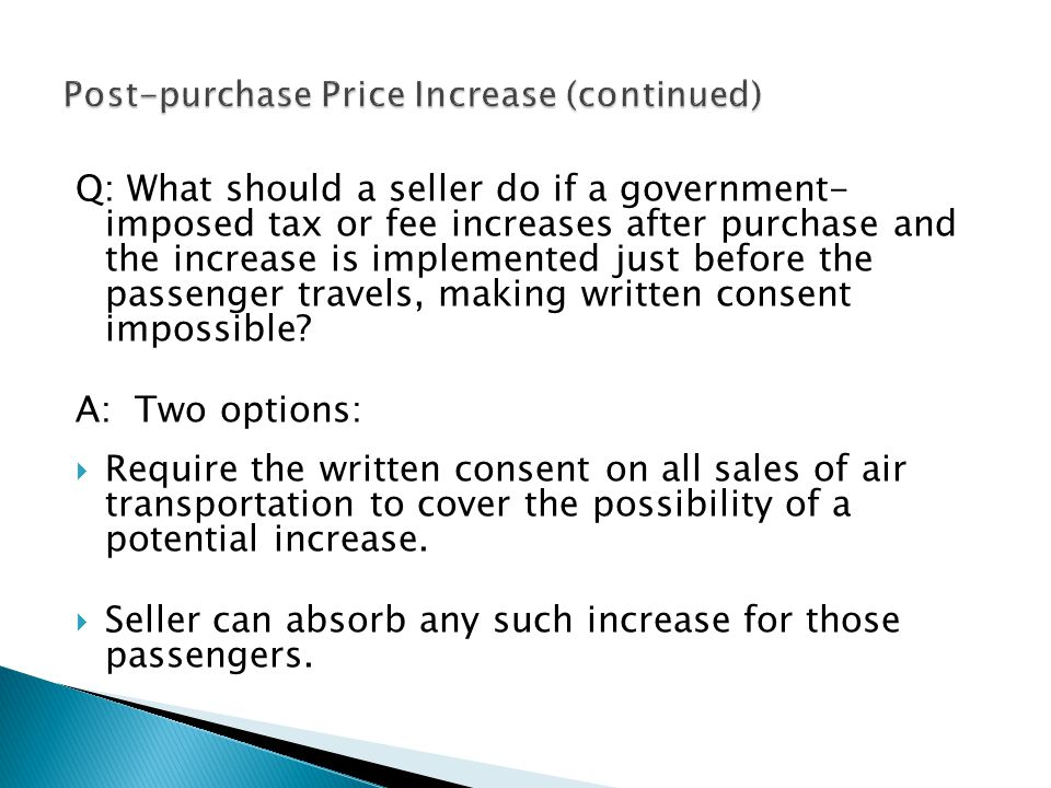 Q: How can sellers comply with the written consent requirement when a purchase is made over the phone.